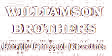 Williamson Brothers Logo